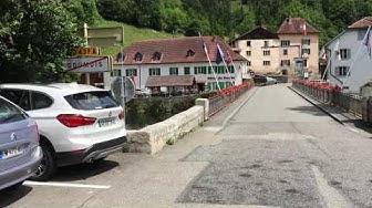 Goumois France Dépt. Doubs / Douanne Suisse