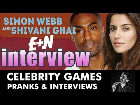 Simon Webb and Shivani Ghai  Everywhere and Nowhere by Kevin Durham