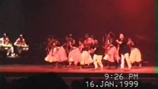 "Asokere ""Elegua"" Afro-Salsa.... Arelys Savon"