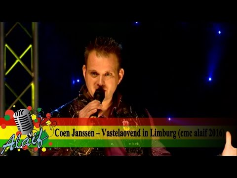 CMC ALAIF 2016: Coen Janssen – Vastelaovend in Limburg