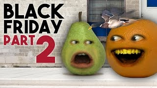 Annoying Orange - BLACK FRIDAY: Day 2 (ASK ORANGE)