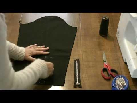 Metodo Sitam: Giacchina nera