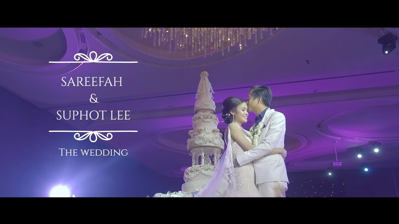 Wedding Reception K.FAH+LEE