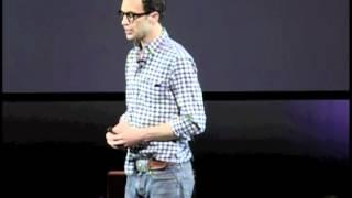 Philippa Hughes and David Bonck at TEDxWDC