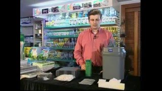 Video 1/4 How To Prepare And Maintain The Aquarium Freshwater And Marine Water