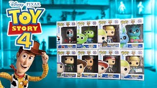 Baixar NEW Toy Story 4 Funko Pop EXCLUSIVES!