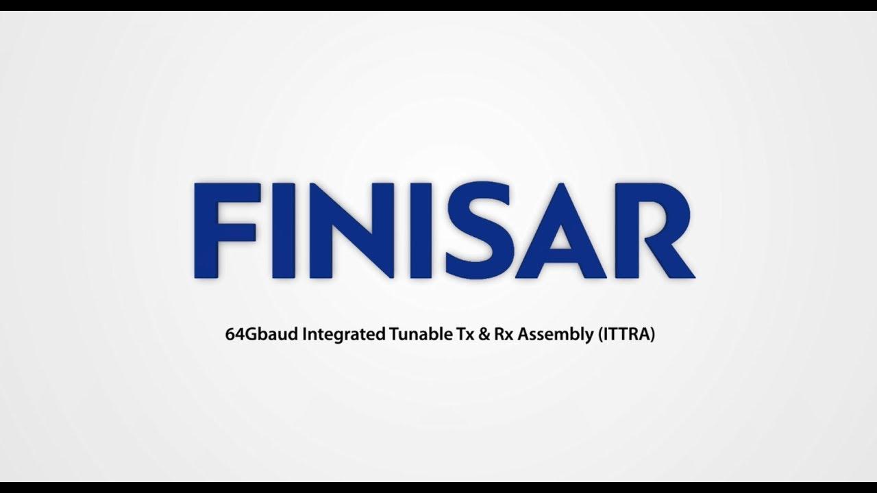 Finisar logo