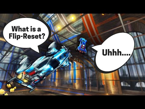 Asking random gamers questions about Rocket League thumbnail