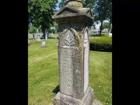 ScareRookie 2017- Calvary Cemetery, Milwaukee, Wisconsin