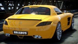 Brabus Mercedes-Benz SLS AMG 2011 Videos