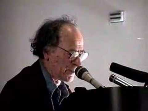 Jonas Mekas talks about Underground Cinema. Part I