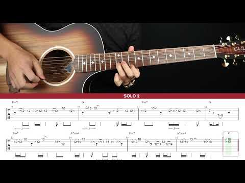 Wish You Were Here Guitar Cover Pink Floyd 🎸|Tabs + Chords|