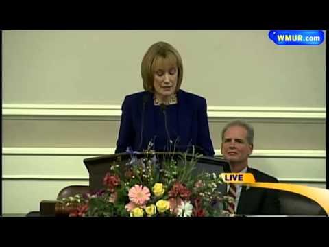 Raw Video: Gov. Hassan speech at inauguration