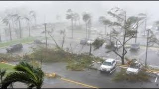 HURRICANE  MICHAEL CATEGORY 4   Storm Disaster in Mexico Beach