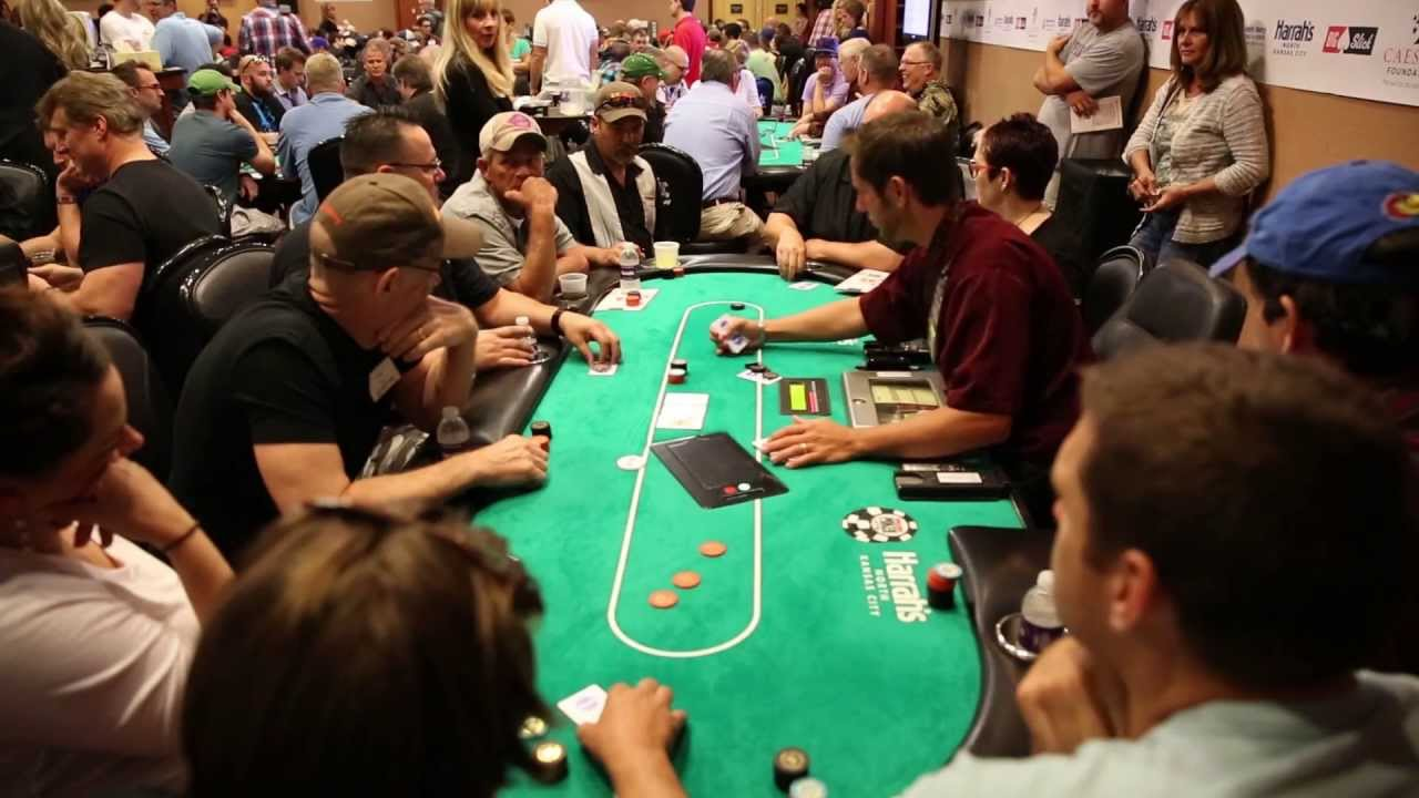 Star City Poker Tournaments