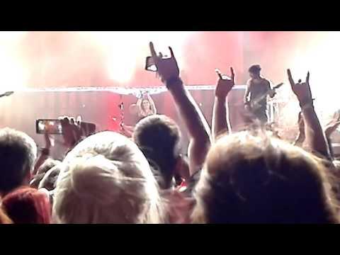 Within Temptation1 live auf dem Baltic Open Air in Schleswig