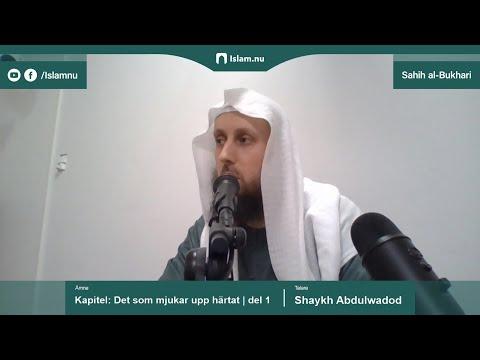 Sahih al-Bukhari | Kapitlet: Det som mjukar upp hjärtat | del 1