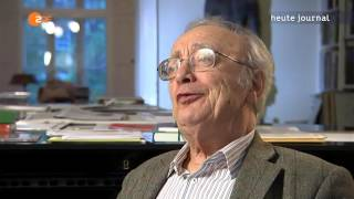 Pianist Alfred Brendel im Interview