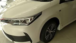 New Toyota Corolla Altas 1.6 2018 full review Pakistan