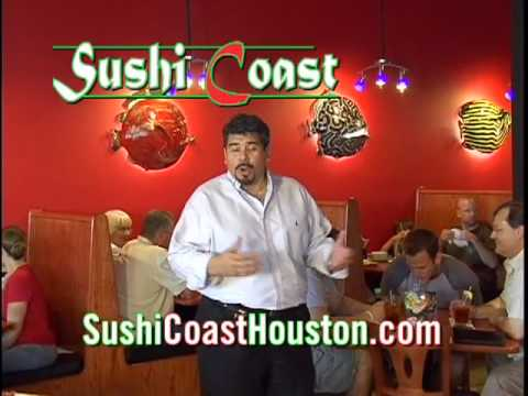 Sushi Restaurants in Clear Lake, Webster, Houston, League City