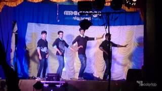 Dance Perfomance Virus Cop Villiappally(Vadakara)