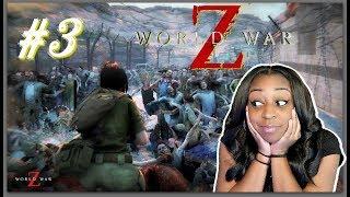 THIS IS HARDER!!! | World War Z Game Episode 3