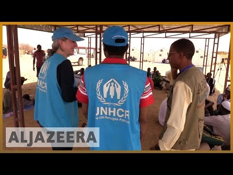 🇳🇪 Migrants flee to Niger as fighting worsens in Libya | Al Jazeera English