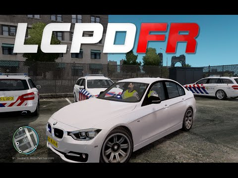 GTA 4 - Dutch Police - collection of several uniforms ▻ INGAME