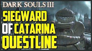 Dark Souls 3: Siegward of Catarina