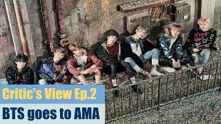 [Eng/Spa/Rus Sub] 방탄소년단 AMAs 진출하다! BTS goes to AMAs!: Critic's View Ep.2