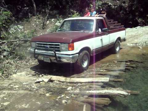Ford F 200 1989 Mexicana Youtube