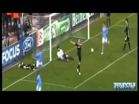 Napoli Chelsea 3-1 Auriemma Ampia Sintesi Champions League 21-02-2012