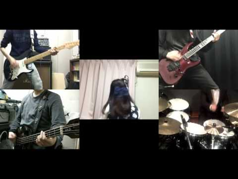 [HD]GATE Jieitai Kanochi nite, Kaku Tatakaeri OP [GATE II Sekai wo Koete] Band cover