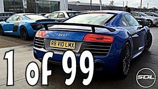 Audi R8 LMX 2015 Videos
