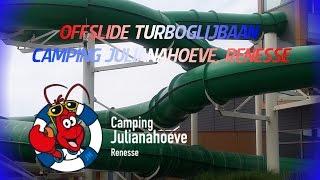 Onslide Turboglijbaan, Camping Julianahoeve, Renesse