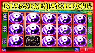 MASSIVE JACKPOT! YOU WON'T BELIEVE THE NUMBER OF SPINS I GOT! CHINA SHORES HIGH LIMIT SLOTS
