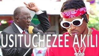 Ukweli Wote Kufungiwa kwa MWANZA NYEGEZI - Rayvanny Ft Diamond Platnumz
