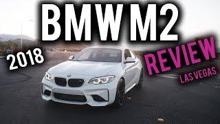 2018 BMW M2 IN VEGAS | CAR REVIEW | VLOG