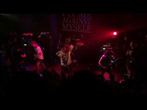 Crystal Lake - Six Feet Under Live @ 水戸lighthouse Pit Me Against Myself