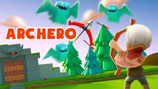 Archero - Archer Heroes! Game Review iOS Android