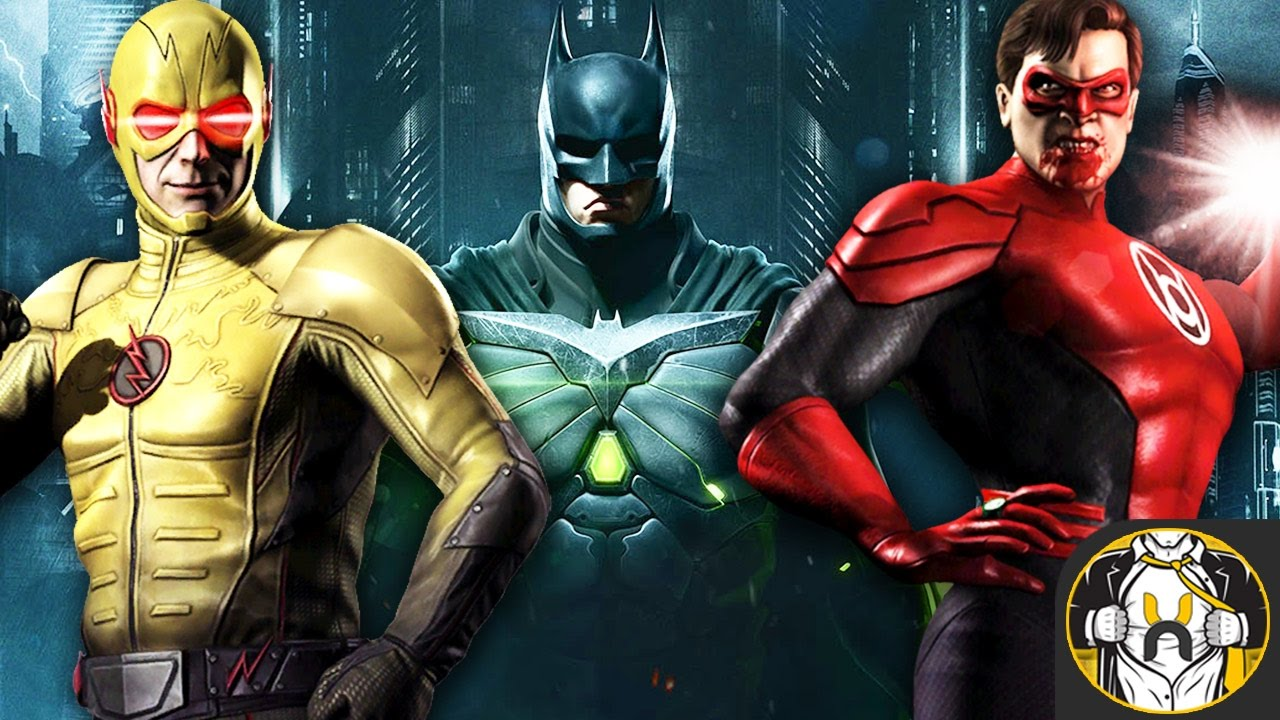 Injustice 2 Full Roster LEAKED? & Confirmed Characters So ...