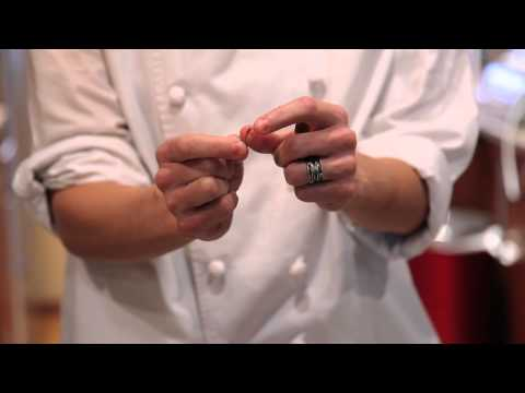 How to debeard, clean and store mussels