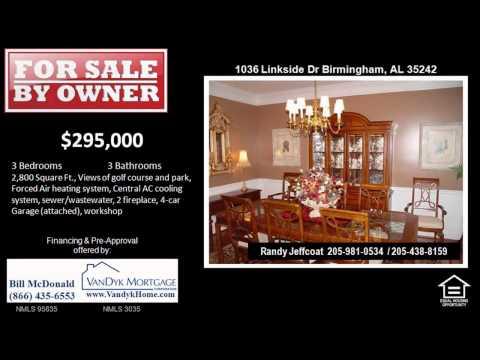 3 Bedroom House for Sale near Liberty Pk Middle Schoolin in Birmingham AL