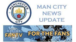 MAN CITY NEWS UPDATE - MAHREZ, FODEN, BRAHIM, ERIC GARCIA