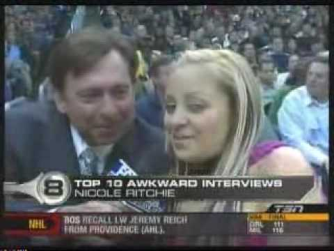 ESPN Awkward Moments