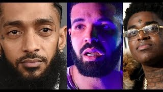 Nipsey Hussle Update There is a Story To the Case Now, Kodak Black and Drake React to Nipsey Hussle