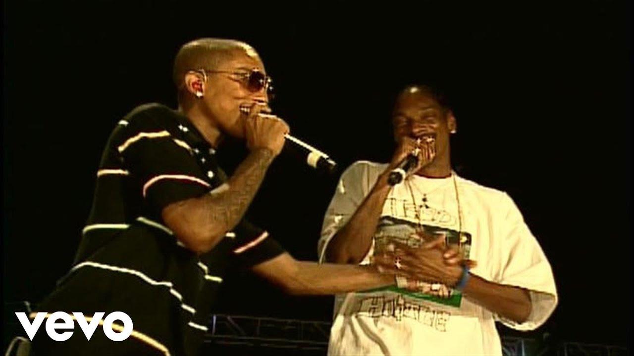 Pharrell - That Girl (Live) ft  Snoop Dogg