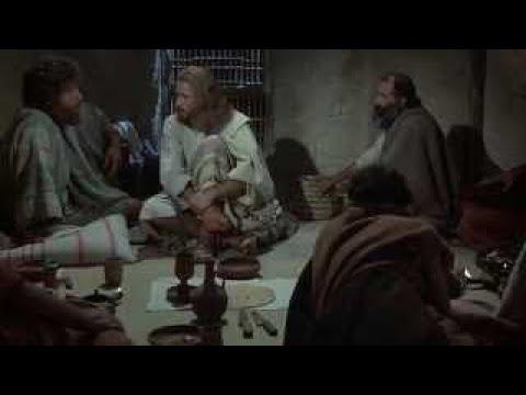 JESUS Film Arabic, Moroccan Spoken- نعمة ربنا يسوع المسيح مع جميعكم. آمين (Revelation 22:2