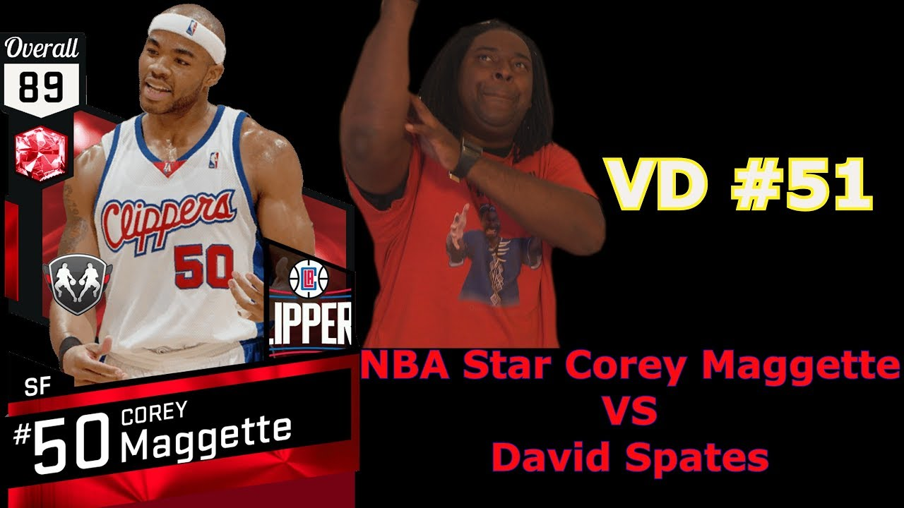 Download Playing NBA Star Corey Maggette 📕 Video Diary #51 (David Spates)