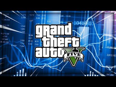 GTA 5 La Bourse // Comment Gagner a tout les Coups et Comment ça Marche